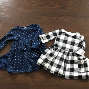 Carters and OshKosh dresses (2)